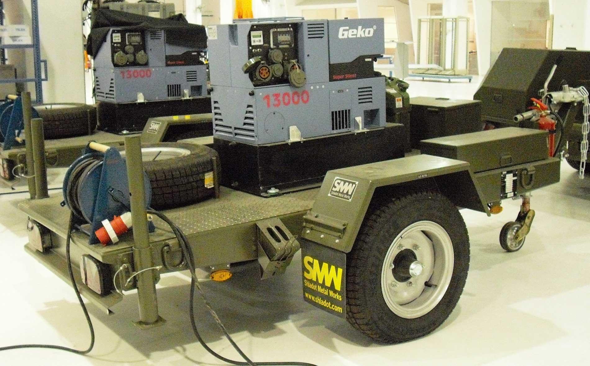 גנרטורים-צבאיים