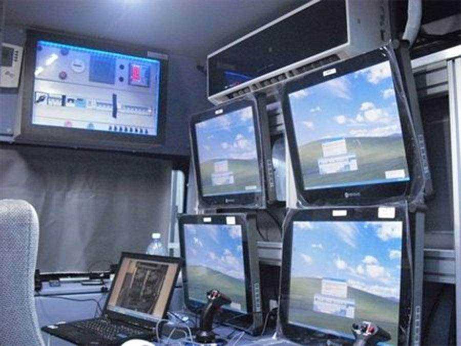 UAV command